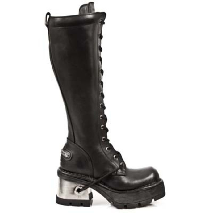 topánky NEW ROCK - 14-eye Boots (236-S1)