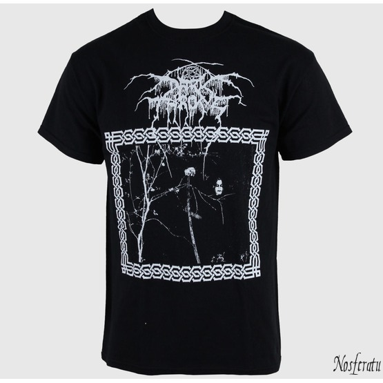 tričko pánske Darkthrone - Taakerferd/Under A Funeral Moon