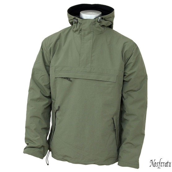 vetrovka SURPLUS - Windbreaker - OLIVE