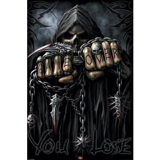 plagát Spiral (Game Over Reaper) - PYRAMID POSTERS - PP31942