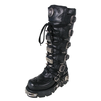 topánky NEW ROCK - High Vampire Boot (161-S1) Black - N-8-27-700-00