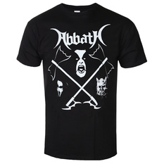 tričko pánske Abbath - Band Axes - Black - KINGS ROAD, KINGS ROAD, Abbath