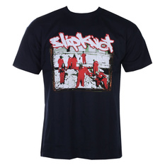 tričko pánske Slipknot - 20th Anni - Red Jump Suits - NAVY - ROCK OFF, ROCK OFF, Slipknot