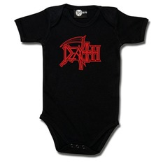 body detské Death - Logo - Metal-Kids, Metal-Kids, Death