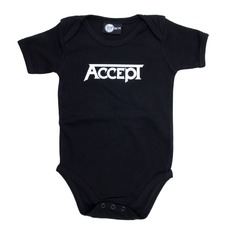 body detské Accept - Logo - Black, Metal-Kids, Accept