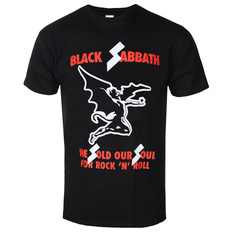 tričko pánske Black Sabbath - Sold Our Soul - ROCK OFF, BRAVADO EU, Black Sabbath