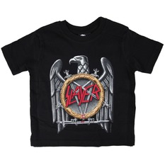tričko detské Slayer - Silver Eagle - Black - Metal-Kids, Metal-Kids, Slayer