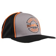šiltovka ORANGE COUNTY CHOPPERS - Paul Senior - Black/Grey/Orange, ORANGE COUNTY CHOPPERS