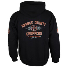 mikina pánska ORANGE COUNTY CHOPPERS - 99 - Pinstripe / Black, ORANGE COUNTY CHOPPERS