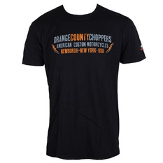 tričko pánske ORANGE COUNTY CHOPPERS - Lightning - Black, ORANGE COUNTY CHOPPERS