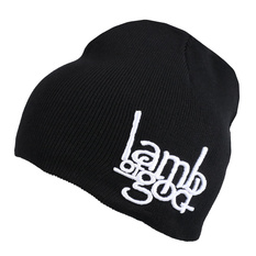 čiapka Lamb Of God - Logo - ROCK OFF, ROCK OFF, Lamb of God