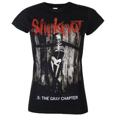 tričko dámske Slipknot - The Gray - Chapter Album - ROCK OFF, ROCK OFF, Slipknot