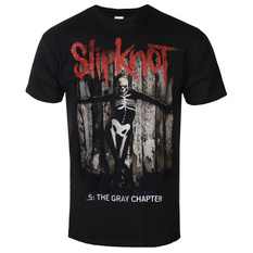 tričko pánske Slipknot - The Gray - Chapter Album - ROCK OFF, ROCK OFF, Slipknot