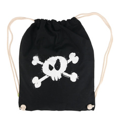 vak splashed Skull - Metal-Kids, Metal-Kids