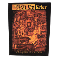 nášivka veľká At The Gates - Slaughter Of The Soul - RAZAMATAZ, RAZAMATAZ, At The Gates