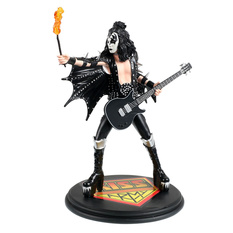 figúrka Kiss - Rock Iconz Statue - The Demon (ALIVE!), KNUCKLEBONZ, Kiss