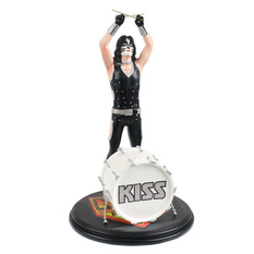figúrka Kiss - Rock Iconz Statue - The Catman (ALIVE!), KNUCKLEBONZ, Kiss