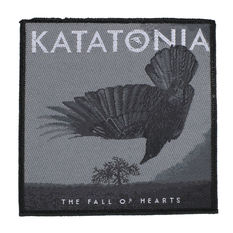 nášivka Katatonia - Fall Of Hearts - RAZAMATAZ, RAZAMATAZ, Katatonia