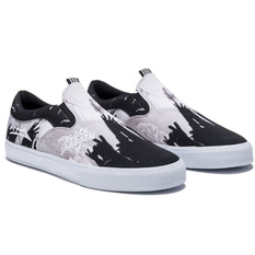 topánky Lakai x Black Sabbath - Master of Reality - Owen VLK - black white canvas, Lakai x Black Sabbath, Black Sabbath