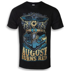 tričko pánske August Burns Red - Dove Anchor - ROCK OFF, ROCK OFF, August Burns Red