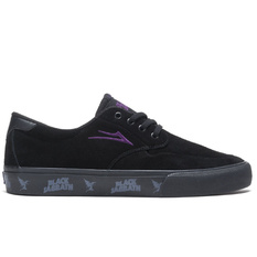 topánky Lakai x Black Sabbath - Master of Reality - Riley 3 - black suede, Lakai x Black Sabbath, Black Sabbath