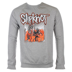 tričko s dlhým rukávom unisex Slipknot - Self-Titled - GREY - ROCK OFF, ROCK OFF, Slipknot