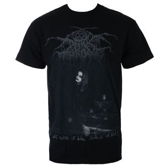 tričko pánske DARKTHRONE - THE WIND OF 666 BLACK HEARTS - RAZAMATAZ - ST2132